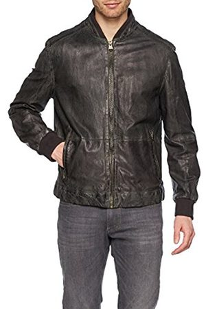 Camel Active Men's Lederjacke 5509 Jacket