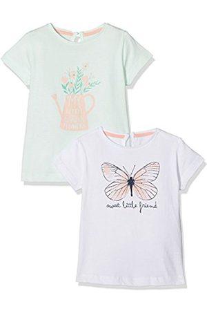 ZIPPY Baby Girls' ZTG02_430_7 T-Shirt, (Moonlight Jade/ )