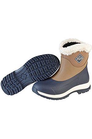 Muck Women's Arctic Apres Wellington Boots, (Otter/Total Eclispse (Navy)/Dress Blues/Fog)