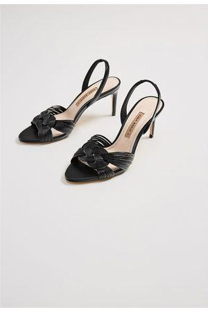 03ffe773334 Zara clothes shop women s sandals