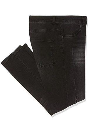 Urban classics Men's Skinny Ripped Stretch Denim Pants Trousers