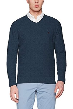Tommy Hilfiger Men Jumpers & Sweaters - Men's Pre-Twisted Ricecorn Vneck Jumper