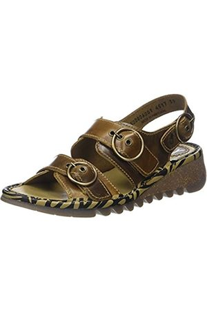 2a48a595531a0a Fly London wedge sandals women s shoes