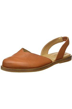 El Naturalista Women's Nf38 Closed Toe Sandals