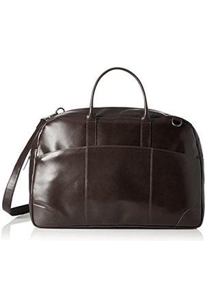 Royal RepubliQ Explorer Weekender, Unisex Adults' Shoulder Bag, Braun