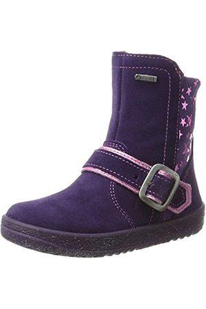 Superfit Girls' Mercury Snow Boots Purple Size: 2.5UK Child