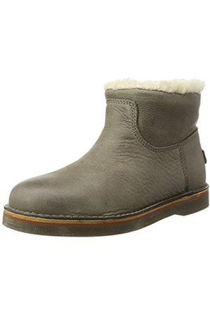 Shabbies Amsterdam Women's Slip Boots (Taupe)