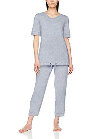 Schiesser Women's Anzug 7/8, 1/2 Arm Pyjama Sets