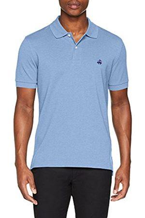 Brooks Brothers Men's cotone Supima Blu Polo Shirt