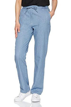 d2520a32cb3 Damart Women s Pantalon Enfilable Femme Chambray Trousers