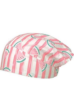 maximo Girl's Kopftuch Melonen Hat, Mehrfarbig (Flamingo-Wassermelone 43)