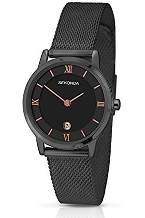 Sekonda Women's Quartz Watch with Dial Analogue Display and Stainless Steel Bracelet 2244.27