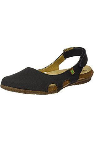 El Naturalista Women's N415t Closed Toe Sandals