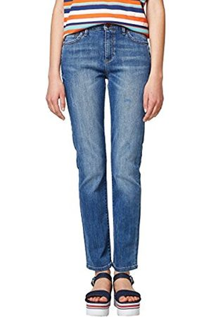 Esprit Women's 117cc1b027 Straight Jeans For Cheap Cheap Sale Fashionable Cheapest Buy Cheap Choice 2018 New For Sale NoRH8ssFSS