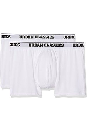 Urban classics Men's Modal Double-Pack Boxer Shorts