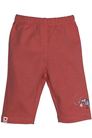 Salt & Pepper SALT AND PEPPER Baby Girls' B Capri Love Uni Leggings