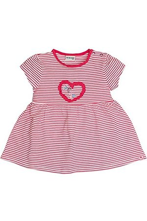 Salt & Pepper Salt and Pepper Baby Girls' B Love Stripe Dress