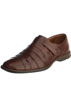 Josef Seibel Men's Steven Leather Slip-on, Braun (marone 220)