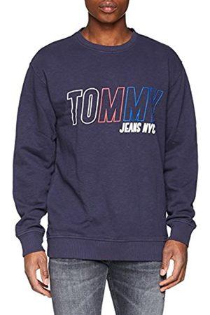 Tommy Hilfiger Men's Tjm Vintage Graphic Crew Sweatshirt