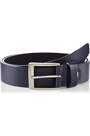 Lindenmann Men's Echt Leder 1000285.040 Belt (Marine 40) 85