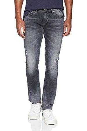 Tommy Hilfiger Men's Scanton Degcode Slim Jeans