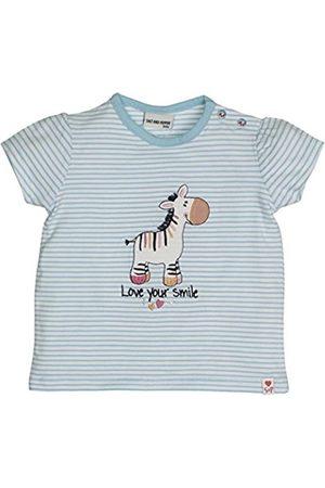 Salt   Pepper SALT PEPPER Baby Girls  B T-Shirt Love Stripe Smile 1b0be67491