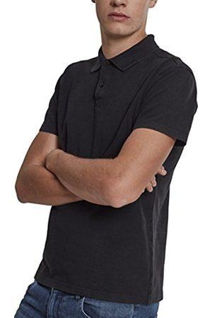 Urban classics Men's Garment Dye Pique Poloshirt Jumper
