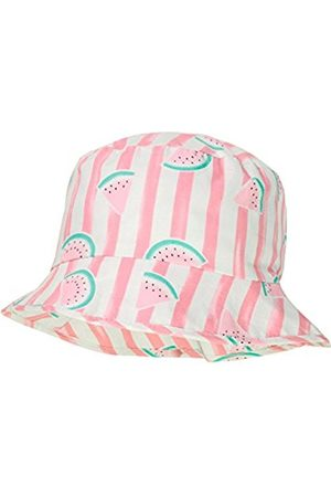 maximo Baby Girls' Hut, Wassermelone Hat