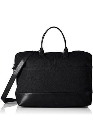 Royal RepubliQ Courier ´stay-overâ´, Unisex Adults' Shoulder Bag, Schwarz