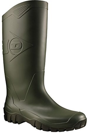 Dunlop Protective Dunlop Unisex Adults' K580011 PVC KUITLAARS Unlined Rubber Boots Half Shaft Boots & Bootees
