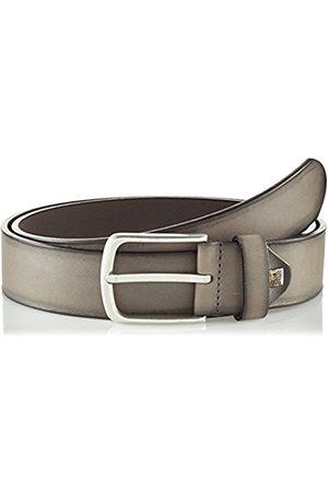 Lindenmann Men's Echt Leder 1090091.050 Belt (Grau 50) XXXL