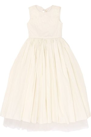 RHEA COSTA Girls Dresses - VISCOSE TAFFETA PARTY DRESS