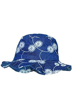 maximo Girl's Hut Jeans Blumen Hat