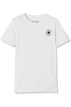 fcc85630127fe Boy's Chuck Patch Left Chest Plain T-Shirt)