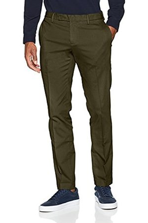 Brooks Brothers Men's Chino Verde Andrea Fit Trousers