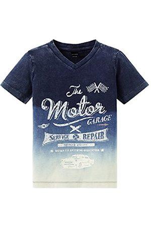 Schiesser Boy's T-Shirt V-Neck Sweatshirt