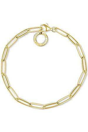 Thomas Sabo Women Silver Charm Bracelet - X0253-413-39-L15