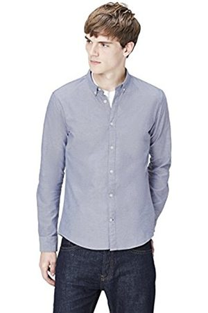 Shirts Men's Oxford Stripe Slim Fit