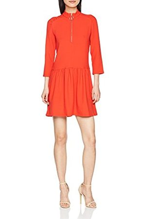 Rich & Royal Women's Sportive With Zippers Dress