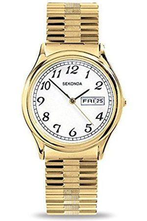 Sekonda 3924.27 Mens Gold Plated Dress Watch