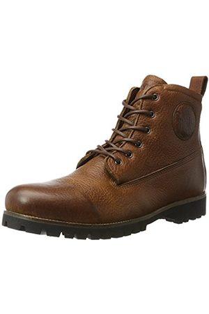 Blackstone Men's Om60 Desert Boots Brown Size: 11.5 UK