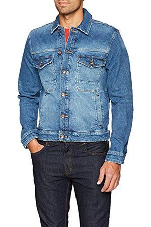 Esprit Men's 028ee2g010 Denim Jacket