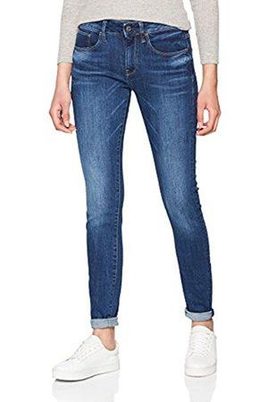G-Star Women's 3301-b Deconst Mid Wmn Skinny Jeans