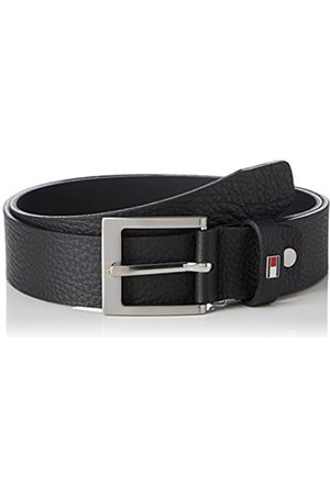 Tommy Hilfiger Men's Grainly Leather 3.5 Adj Belt