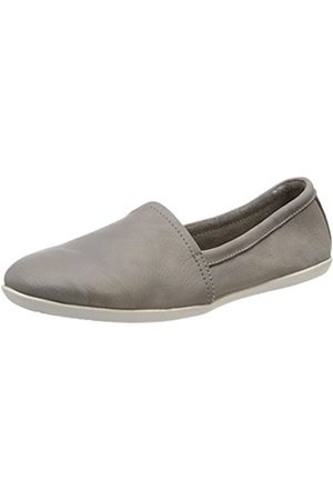 softinos Women's OLU382SOF Washed Closed Toe Ballet Flats