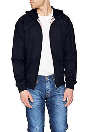 Ben Sherman Men's Harrington Hoodie Jacket