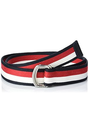 Tommy Hilfiger Men's Corporate Webbing 3.5 Belt