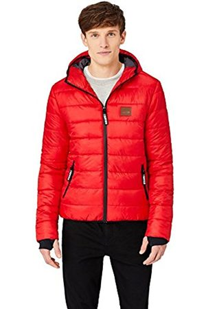 HIKARO Men's Puffa Hooded Jacket