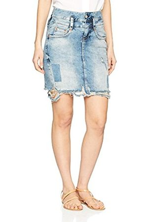 Herrlicher Women's Patsy Denim Skirt