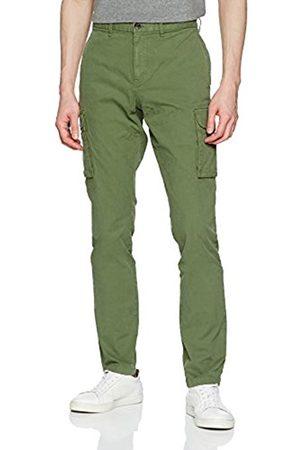 Tommy Hilfiger Men's Denton Cargo STR Twill Gmd Straight Jeans